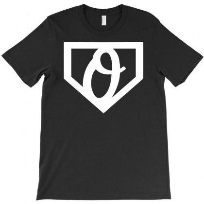 Crush Davis Power Baltimore Baseball T-shirt Designed By Satuprinsip
