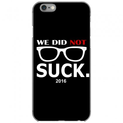 We Did Not Suck Iphone 6/6s Case Designed By Vr46