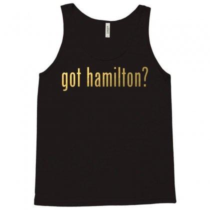 Got Hamilton? Tank Top Designed By Vr46