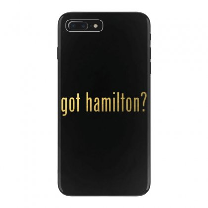 Got Hamilton? Iphone 7 Plus Case Designed By Vr46