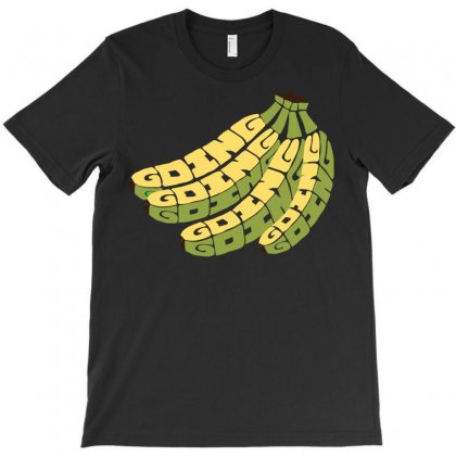 Going Bananas T-shirt Designed By Bapakdanur