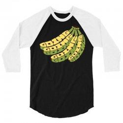 going bananas 3/4 Sleeve Shirt | Artistshot