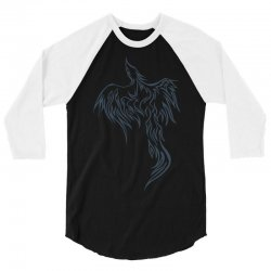 from the ashes 3/4 Sleeve Shirt | Artistshot