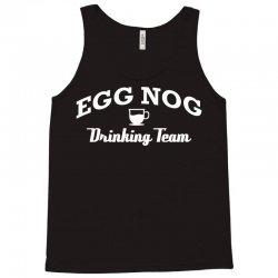 egg nog drinking team Tank Top | Artistshot