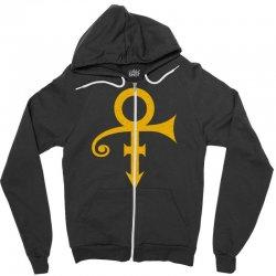 prince symbol music funk pop soul Zipper Hoodie | Artistshot