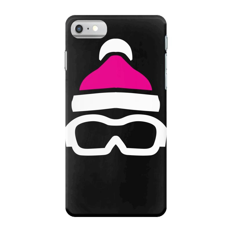 9f223fbf959bd Custom Ski Goggles And Hat Iphone 7 Case By Sayasiti - Artistshot