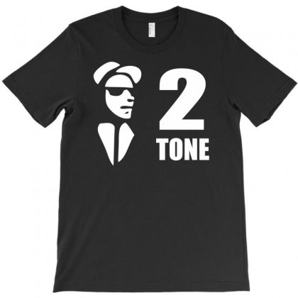 Ska 2 Tone Music Reggae Punk Retro Rude Boy T-shirt Designed By Sayasiti