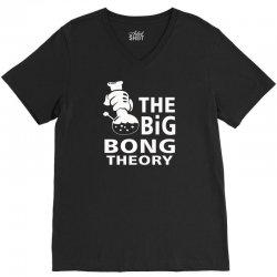 big bong theory V-Neck Tee | Artistshot