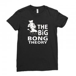 big bong theory Ladies Fitted T-Shirt | Artistshot