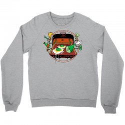 i like them on the grill Crewneck Sweatshirt | Artistshot