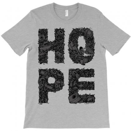 Hope T-shirt Designed By Bapakdanur