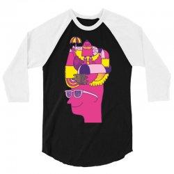 holidays 3/4 Sleeve Shirt   Artistshot