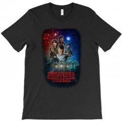 Stranger Things Poster T-Shirt | Artistshot