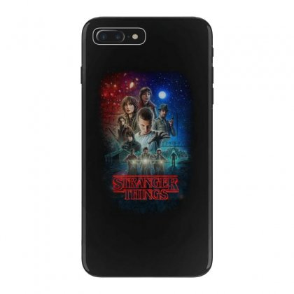 Stranger Things Poster Iphone 7 Plus Case Designed By Vr46