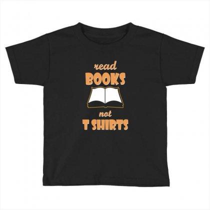 Humor Book T Shirt Toddler T-shirt Designed By Katabudi