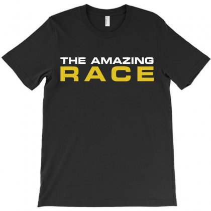 Amazing Race T-shirt Designed By Harmonydue