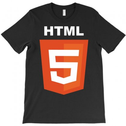 Html 5 T-shirt Designed By Mardins