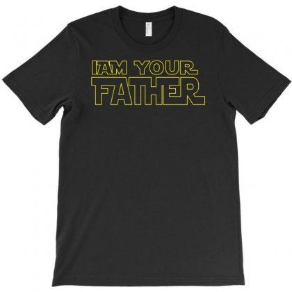 I Am Your Father Star Wars T-shirt Designed By Mardins