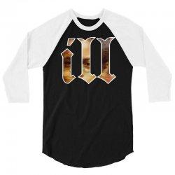 ill nas illmatic 3/4 Sleeve Shirt | Artistshot