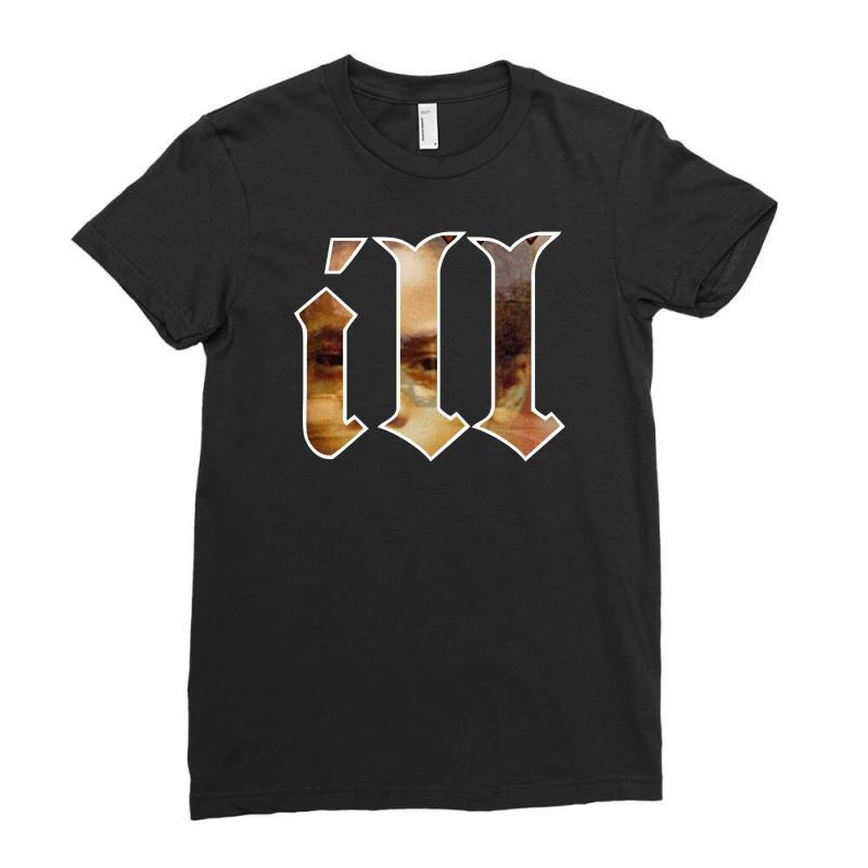 Ill Nas Illmatic Ladies Fitted T-shirt | Artistshot
