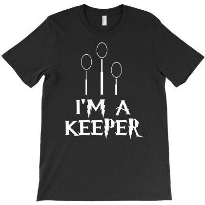 I'm A Keeper Funn T-shirt Designed By Mardins