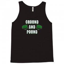 ground and pound Tank Top | Artistshot