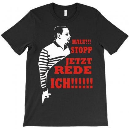 Halt Stopp Jetzt Rede Ich, Frauentausch, Fun T-shirt Designed By Lub1s