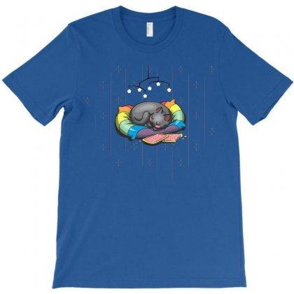 Nyan's Dream T-shirt Designed By Katabudi
