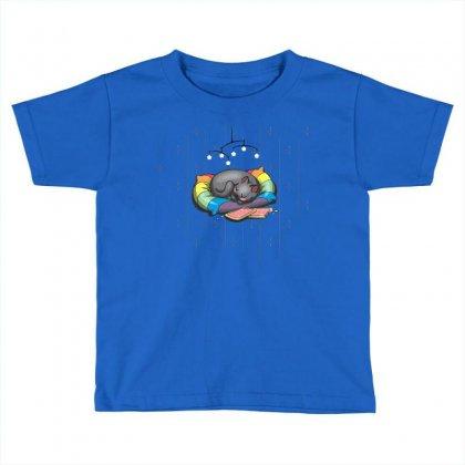 Nyan's Dream Toddler T-shirt Designed By Katabudi