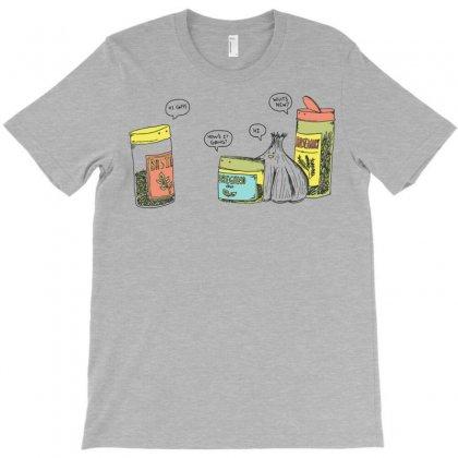 Seasons Greetings T-shirt Designed By Sayasiti