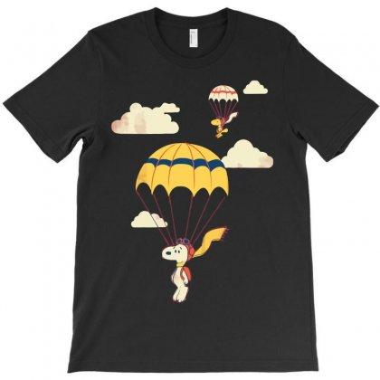 Shot Down T-shirt Designed By Sayasiti