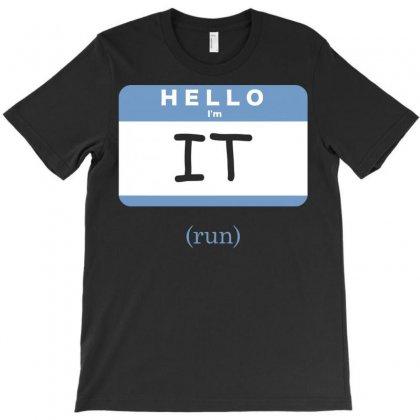 Tag T-shirt Designed By Katabudi