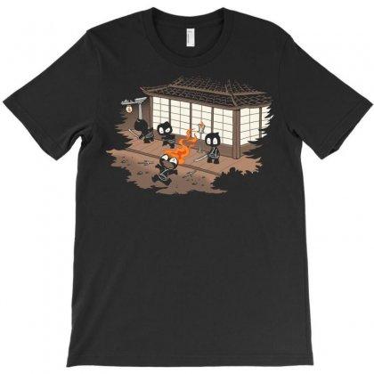 Unstealthiest Ninja T-shirt Designed By Sayasiti