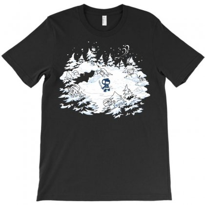 Unstealthiest Ninja Ii T-shirt Designed By Sayasiti
