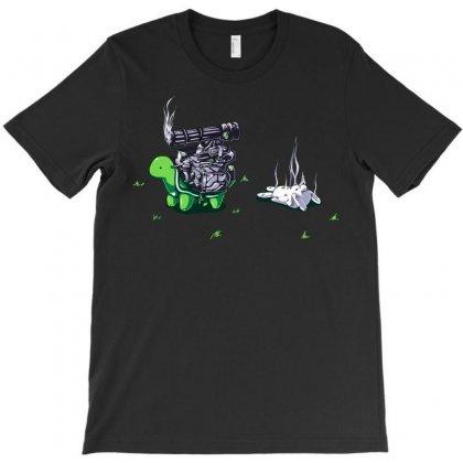 Winning The Race T-shirt Designed By Sayasiti