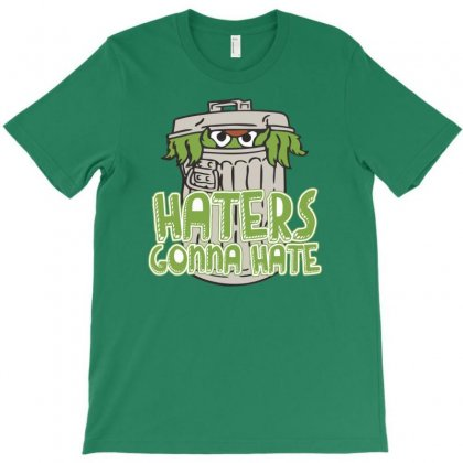 Haters Gonna Hate T-shirt Designed By Narayatees