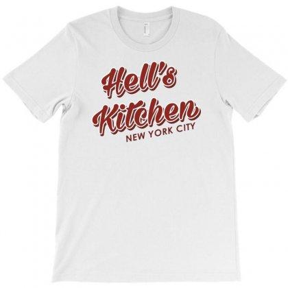 Hell's Kitchen T-shirt Designed By Narayatees