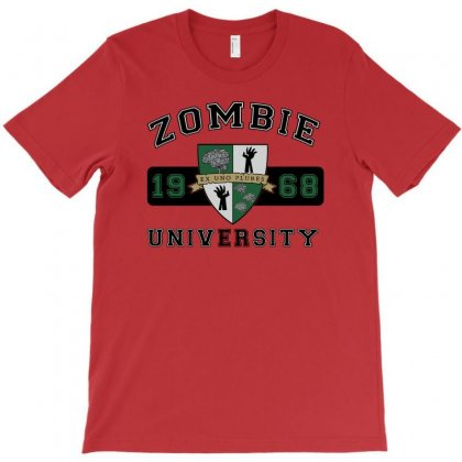 Zombie U T-shirt Designed By Setia15ginting