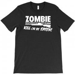 Zombie Response Team T-Shirt   Artistshot