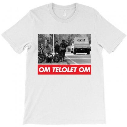 Om Telolet Streetwear T-shirt Designed By Nickysu   Artistshot
