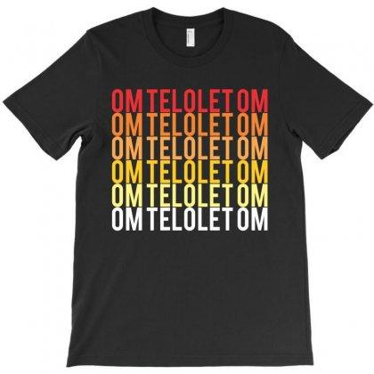Om Telolet T-shirt Designed By Nickysu   Artistshot