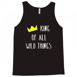 king of all wild things Tank Top | Artistshot