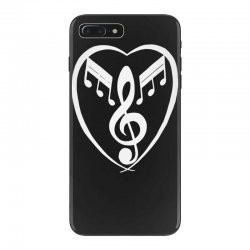 music heart iPhone 7 Plus Case | Artistshot