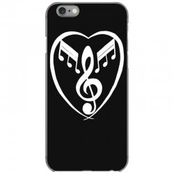 music heart iPhone 6/6s Case | Artistshot
