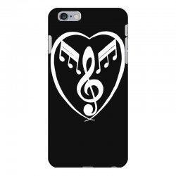 music heart iPhone 6 Plus/6s Plus Case | Artistshot