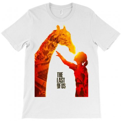 The Last Of Us T-shirt Designed By Pln