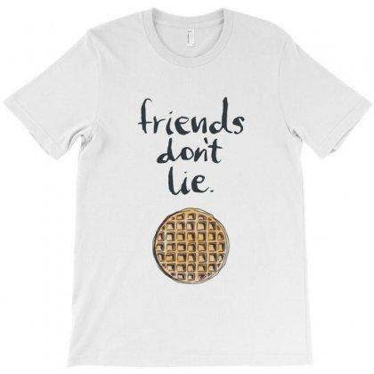 Stranger Things T-shirt Designed By Aufa