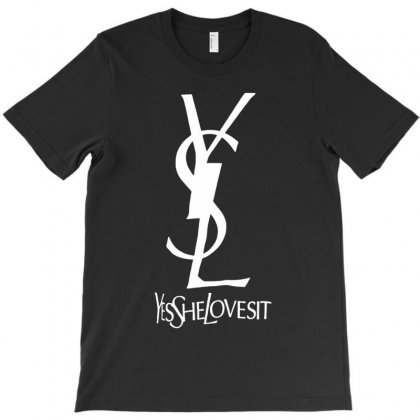 Innercity Ysl Yes She Loves It T-shirt Designed By Narayatees