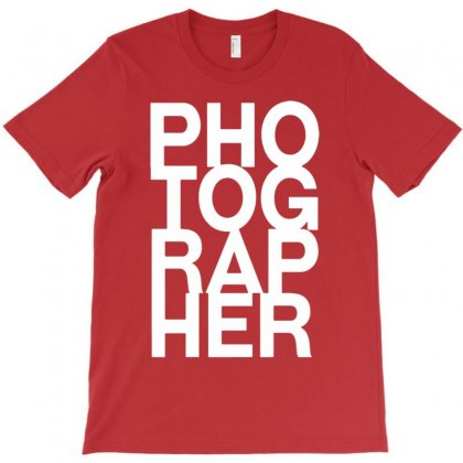 Photographer T-shirt Designed By Narayatees
