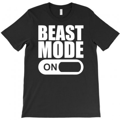 Beast Mode On Funny T-shirt Designed By Yoseptees